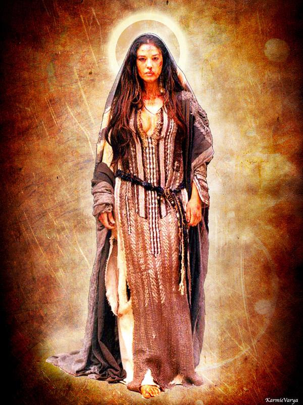Saint Mary Magdalene by karmievarya