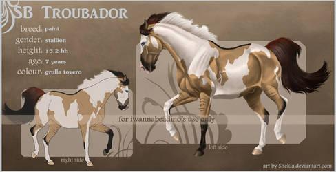 Troubador - ref commission