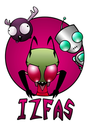 CE: IZFAS shirt