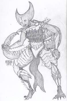 Katara, the Space Ripper