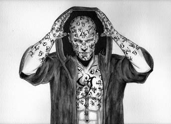 Arlen - The Painted Man by adamreese2006