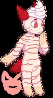 Yadokarian: Strawberry Cheesecake [Redrawing]