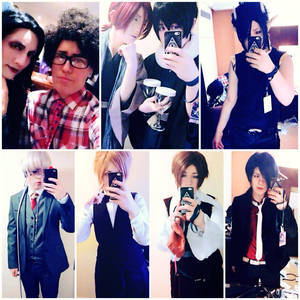 COSPLAY 2014 [Will move to scraps!]