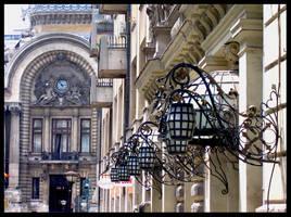 A bit of Bucharest by aliaofdune