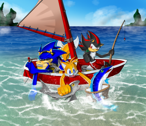 ShadowandTails14star's Profile Picture