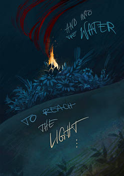 Kupala Night short comic, part 5