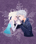 Let's frost the world together! (Elsa and Jack)