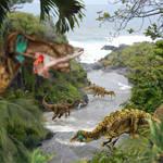 Baryonyx of Jurassic World