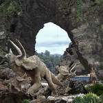 Triceratops of Jurassic World
