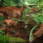 Parasaurolophus of Jurassic World
