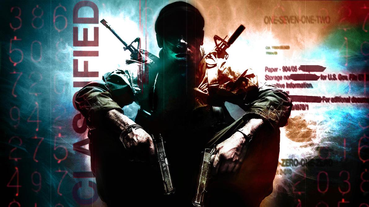 Cod Black Ops 3 Wallpaper: CoD Black Ops Wallpaper 3 By Daew4 On DeviantArt