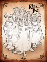 Girls of Jing by Jing-Club