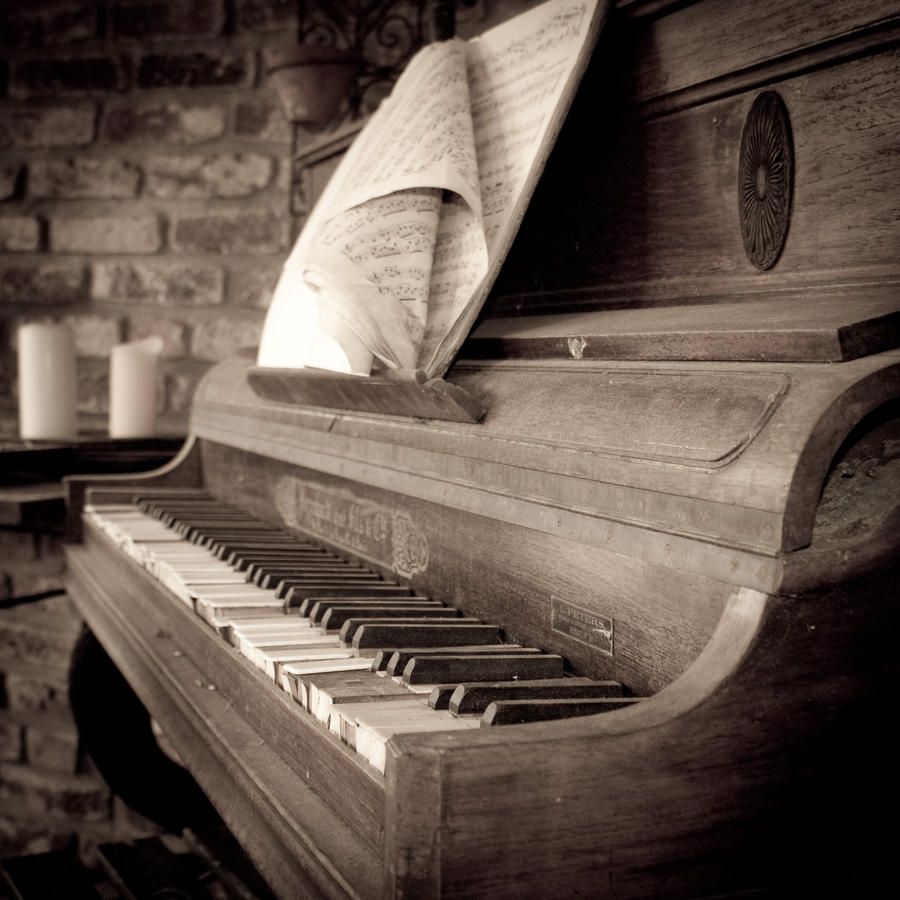 Arts Music Photography: Piano By Nightflier On DeviantArt