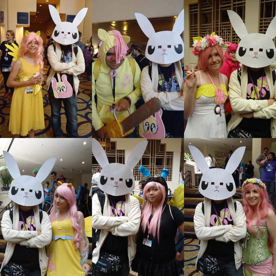 Found my owners at Babscon 2014 by PeichenPhilip