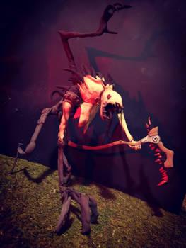 Fiddlesticks, the Ancient Fear