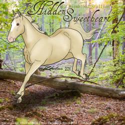 Hidden Sweetheart - HEE Art by Kayleighxx97