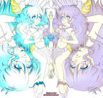 Twin Kaleidoscope
