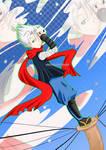 RO ninja by eizu