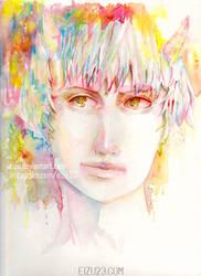 Pastel Beauhorn by eizu