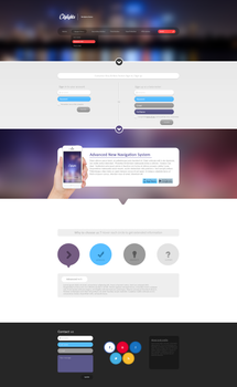 Citylights - Wordpress theme