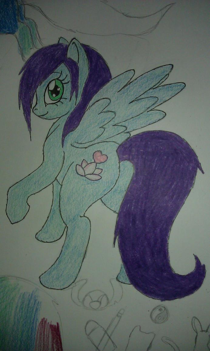 OC my little pony 2 by IamKira69