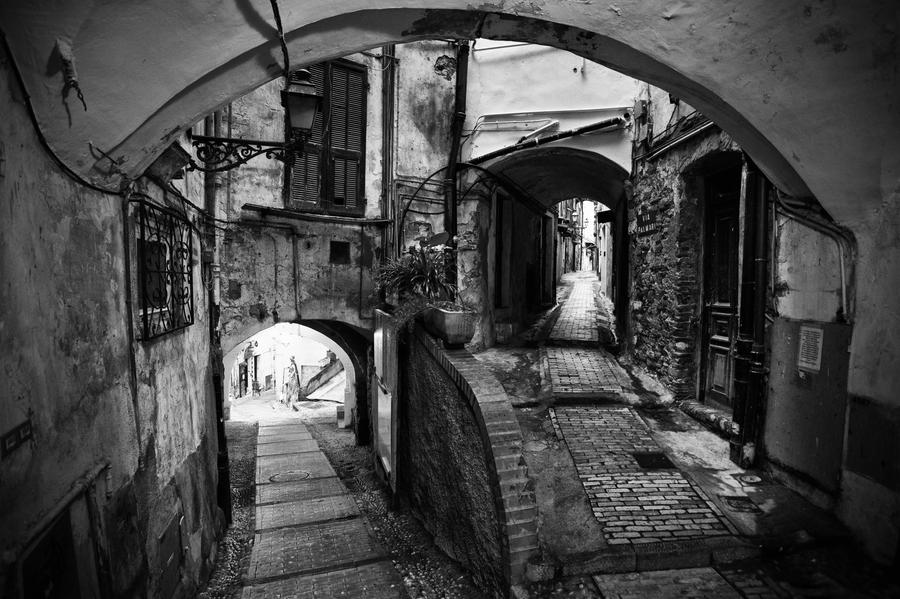 San Remo, Citta Vecchia by manuamador