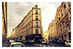 Rue Monsieur Le Prince