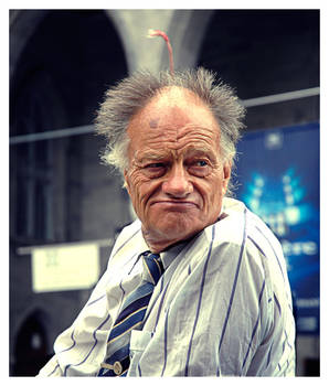 Portrait of a Coachman