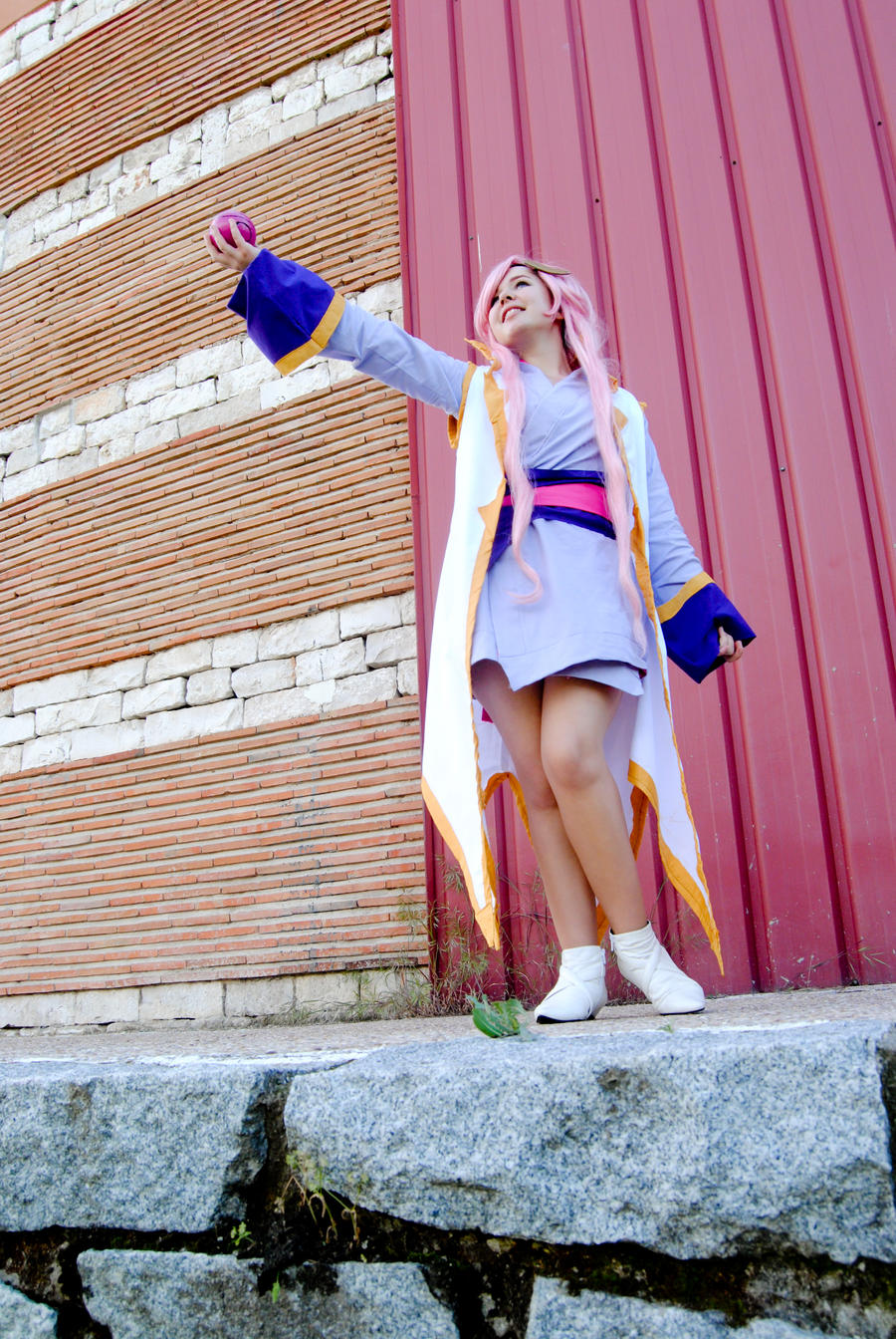 Gundam Seed - Idol by YumiAznable