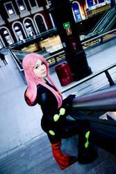 Eureka Seven - Anemone by YumiAznable