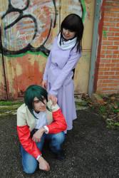 Gundam X - Together by YumiAznable