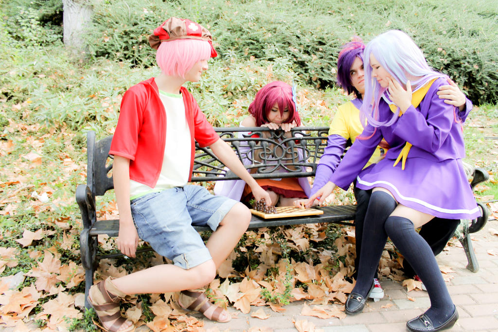 No Game no Life - Game start! by YumiAznable