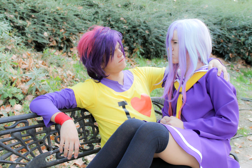 No Game no Life - Pouting by YumiAznable