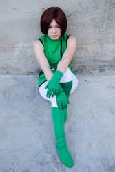 Zeta Gundam - Emma Sheen by YumiAznable