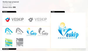 Veskip logo by g2x