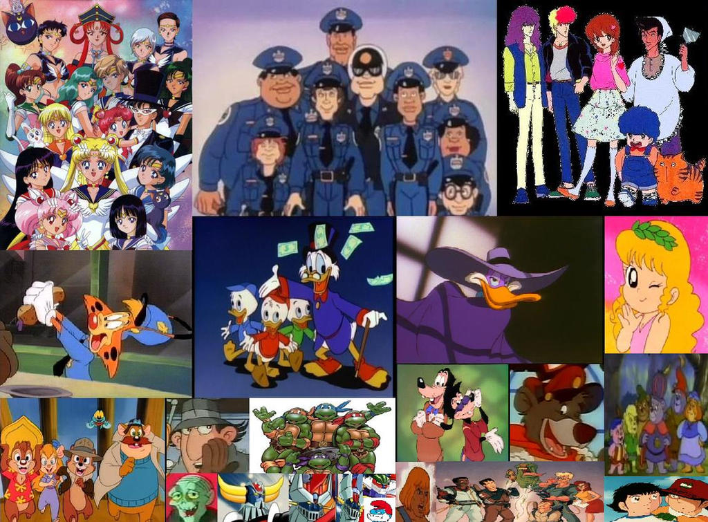 Cartoni animati e anime anni 80 90 web by cartoniricordioggi on