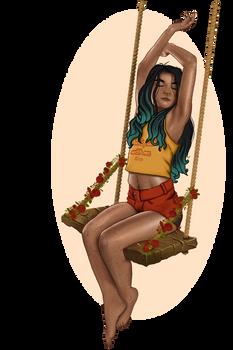 Sidhe - Character design.