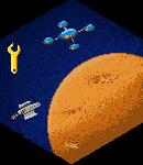 Spaceyard version 1 - Space Jumper by dragaodepapel