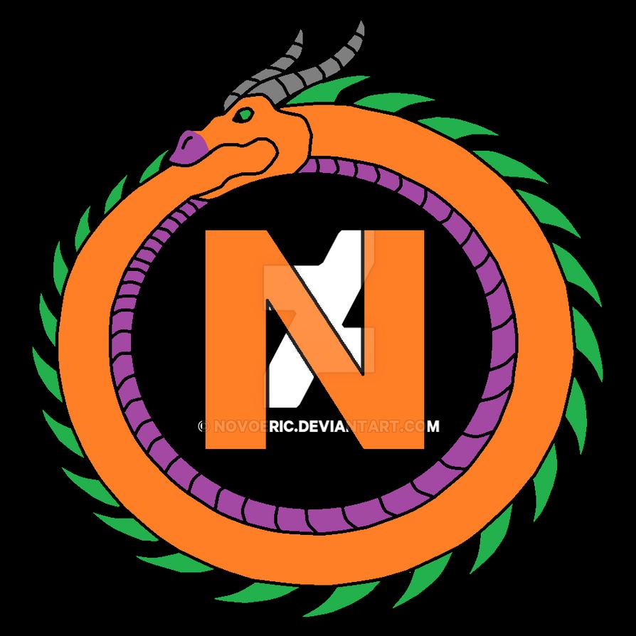 Dragon Circle (Icon) by novoeric