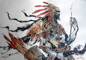 Ram-vanvas by tejomaya