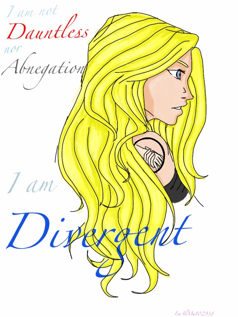 I am Divergent by LuAlMu102938 on DeviantArt