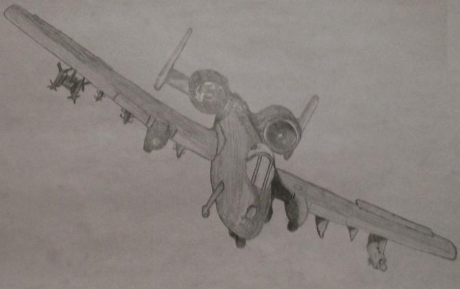 A10 Thunderbolt II Specifications  Northrop Grumman