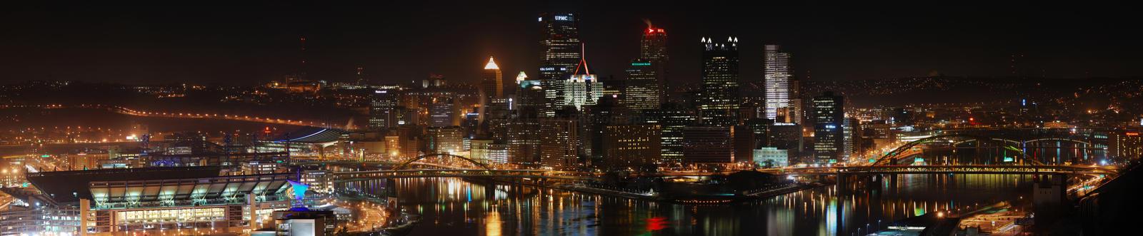 Super Panorama - Pittsburgh