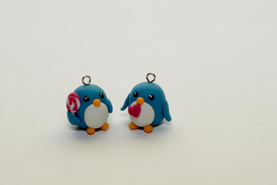penguins. by RainbowMisa