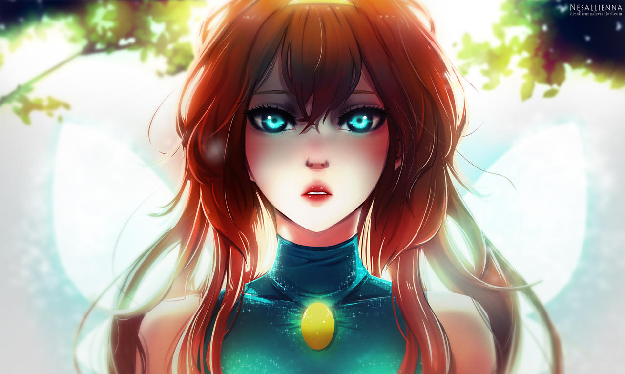 Winx club - Bloom [Fanart] by Nesallienna