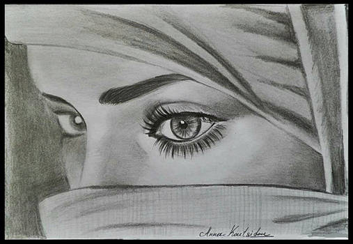 Eyes. The Mirror Of The Soul