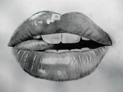Hot Lips by annakoutsidou