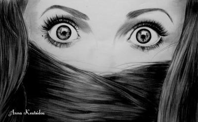 A Silent Scream by annakoutsidou