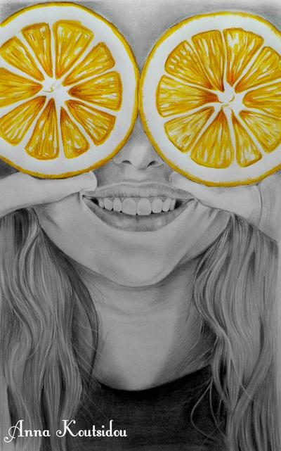 Smile, You're Beautiful ! by annakoutsidou
