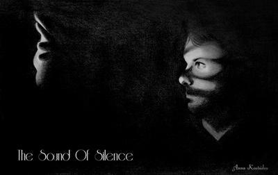 The Sound Of Silence by annakoutsidou